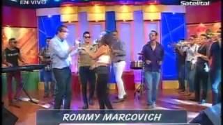 ROMMY MARCOVICH - ESTOY A PUNTO DE SERTE INFIEL - SALSA