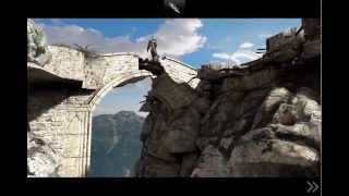 Infinity Blade 2 Gameplay/Commentary part 2: Scratch His Itch!