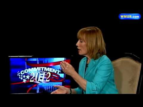 One-on-one interview with candidate for governor Maggie Hassan