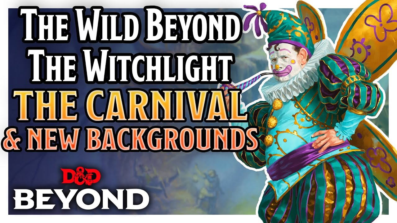 The Carnival, the Feylost and the Witchlight Hand | The Wild Beyond the Witchlight | D&D Beyond