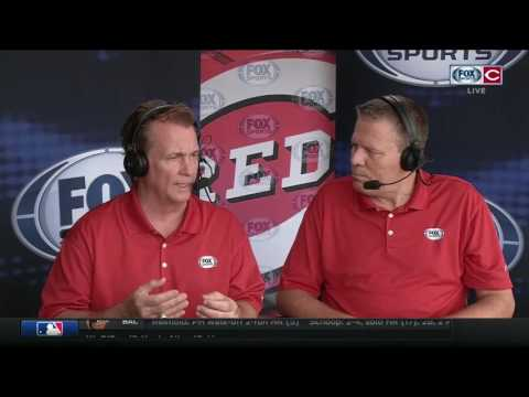 Cincinnati Reds' recent play have Jim Day & Jeff Brantley excited about the future
