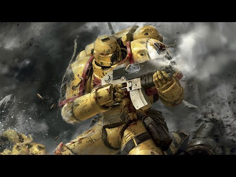 Warhammer 40k Space Marines Tribute - Warriors of the World/AMV/Music Video |