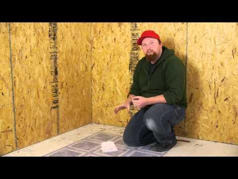 How to Repair Scratches in Vinyl Tile : Flooring Repairs