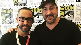 The Truth Behind the Backstreet Boys-NSYNC Feud Finally Revealed! | 2015 Comic Con | toofab