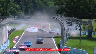 Worst NASCAR Red Flag Crashes #1
