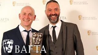 The Legend of Barney Thomson wins Feature Film | BAFTA Scotland Awards 2015