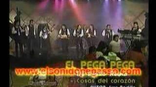 """El Pega Pega """"Cosas Del Corazon"""""""