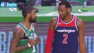 Kyrie Irving TRASH TALKS John Wall then gets Schooled with Loss!!!