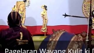 Pagelaran Wayang Kulit ki Dalang Hadi Sugito, Lakon Petruk dadi Ratu - part 2/7