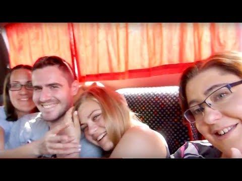 On The Way To Beautiful Republic Of Macedonia 🇲🇰 | LGBT Loving Life Fam Fun