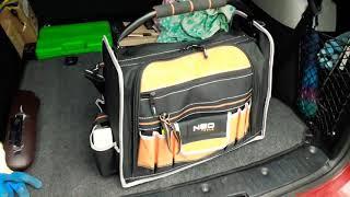 Обзор сумки NEO Tools
