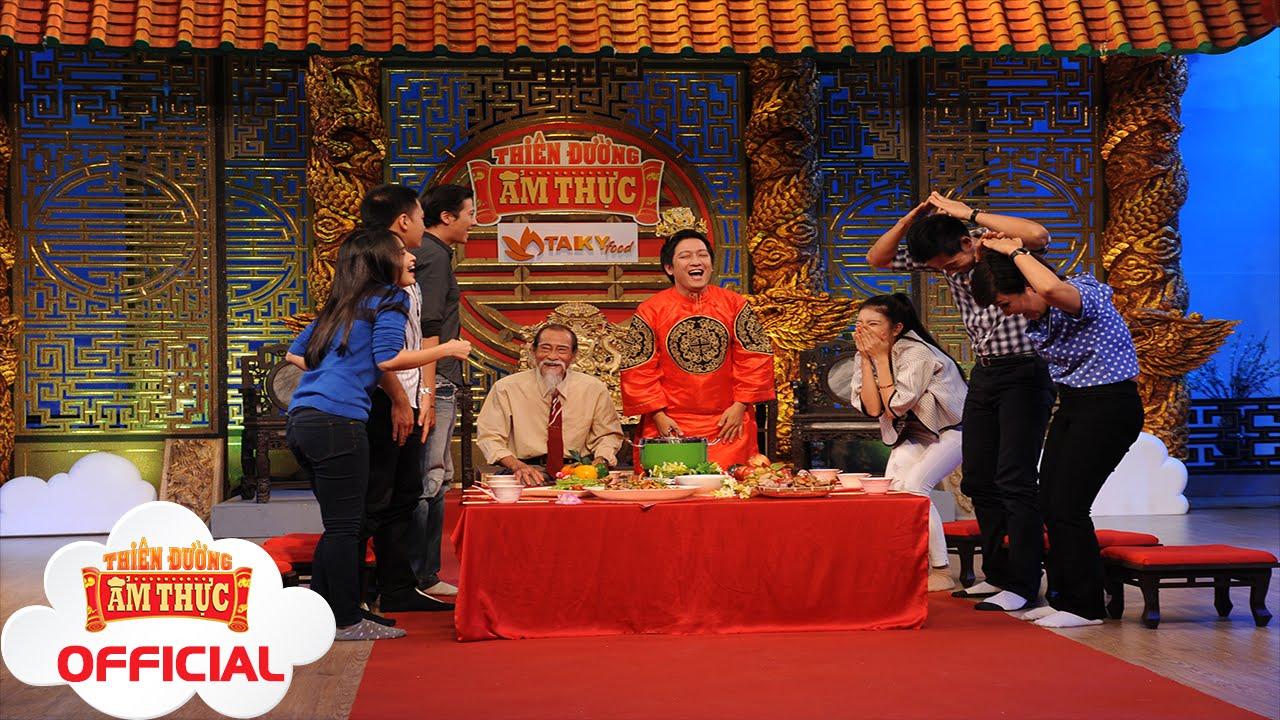 Thiên Đường Ẩm Thực Mùa 1  Tập 13: Tú Vi, Văn Anh   Full HD (11/10/2015)