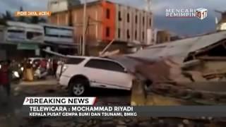Gempa di Aceh Tak Berpotensi Tsunami