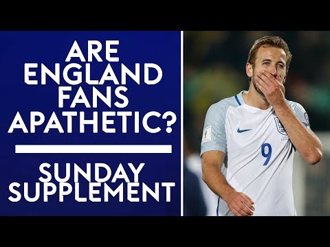 Are England fans apathetic? Can Klopp win a trophy? | Sunday Supplement | 8th October 2017