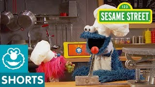 Sesame Street: Fruit Salad with Grapes | Cookie Monster's Foodie Truck