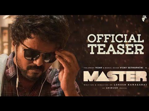 Master official Teaser Review | Thalapathy Vijay | Vijay Sethupathi | Lokesh Kanagaraj | Anirudh