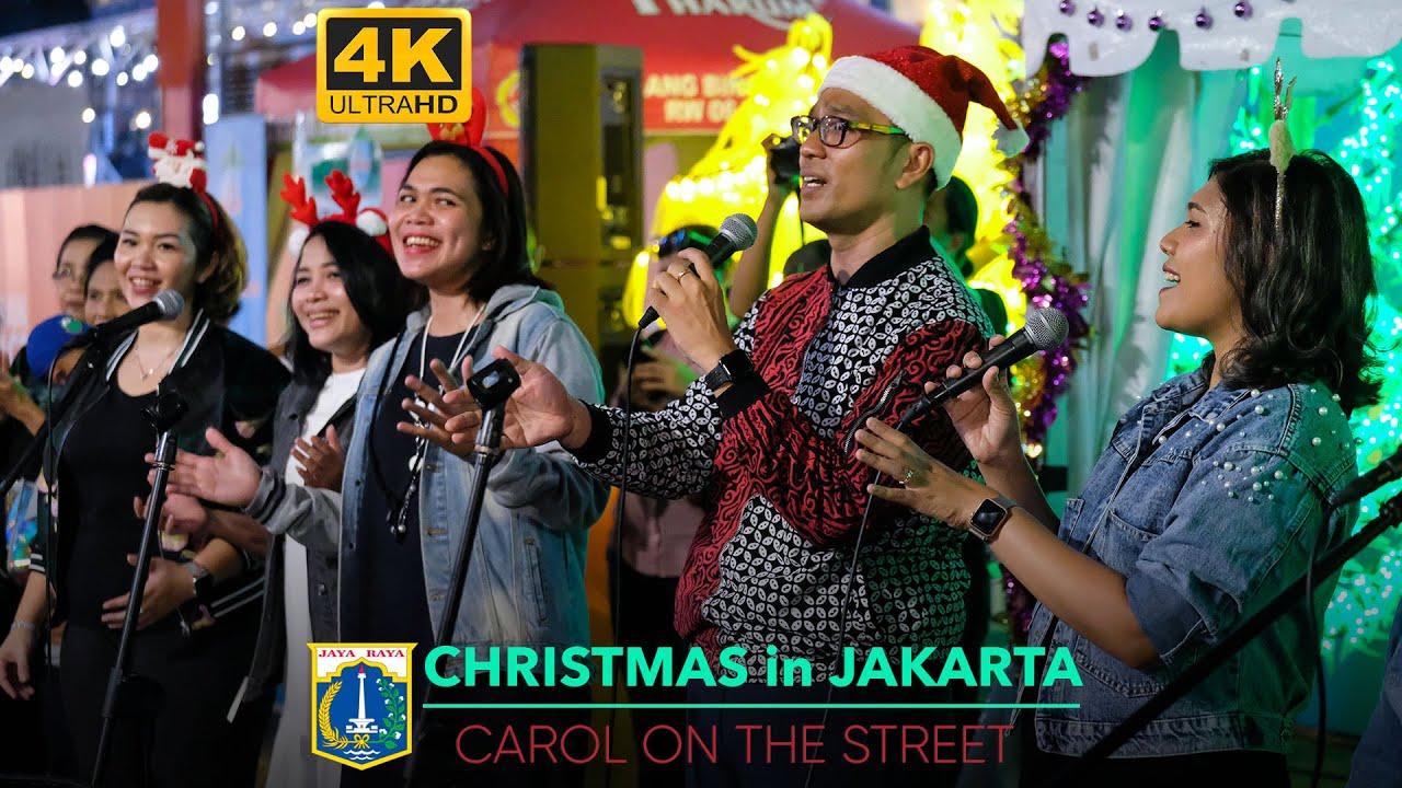 Christmas Carol in Jakarta 2019 (4K) - YouTube