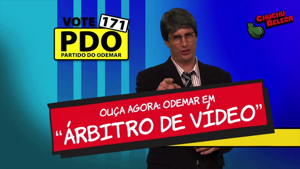 Odemar - Árbitro de Vídeo