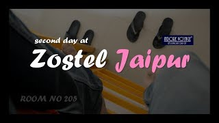 Zostel Jaipur -A Visit- Indore Voyage