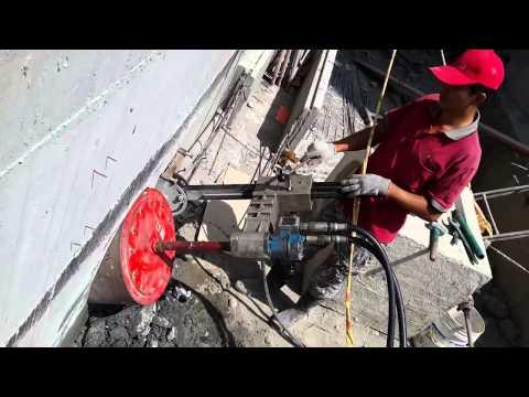 Khoan cắt bê tông Ninh Thuận - hotline: 0917 007 022