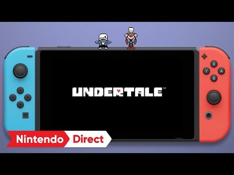 UNDERTALE [Nintendo Direct 2018.3.9]