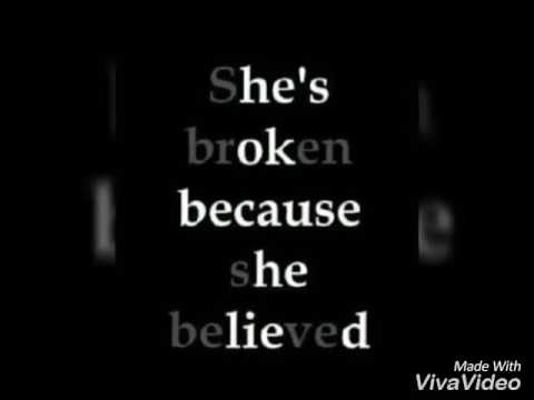 Heart Broken Quotes Eyes Nose Lips Covered Song Youtube
