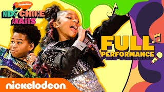 BEST SONG Live Medley!   Mash-Up Of Taylor Swift, The Weeknd More!   Kids' Choice Awards 2021
