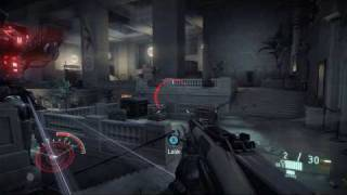 Crysis 2 at the EA Press Conference E3 2010