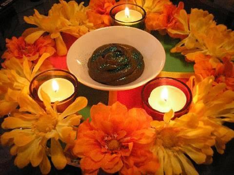 DIY, Mehndi Thali (Indian Henna Wedding Plate)