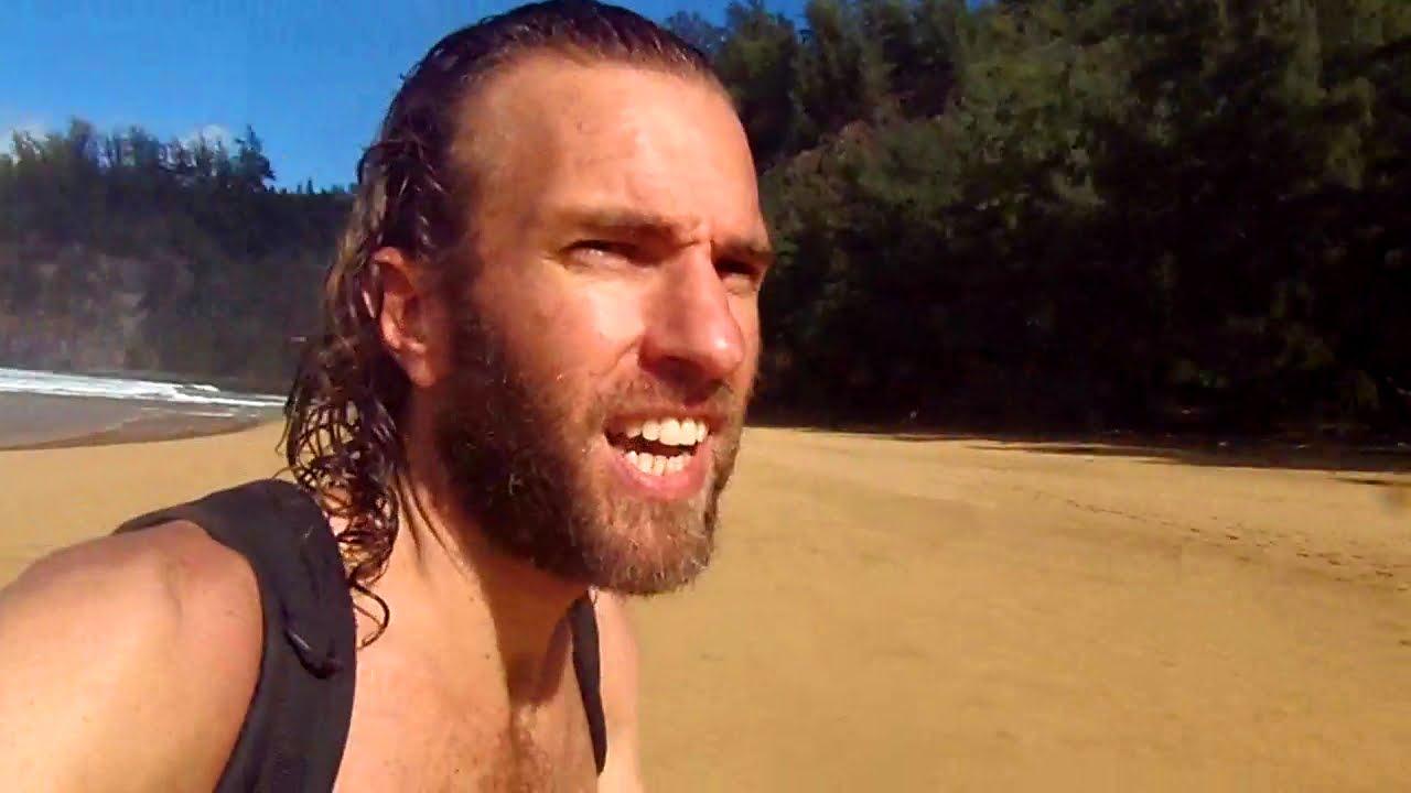 An Adventure To Spectacular Secret Beach Kauai Hawaii Youtube