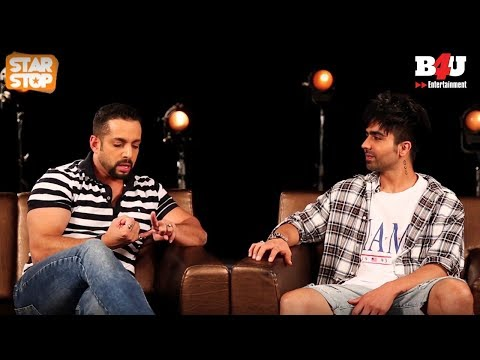 Harrdy Sandhu | Exclusive Interview | B4U Star Stop