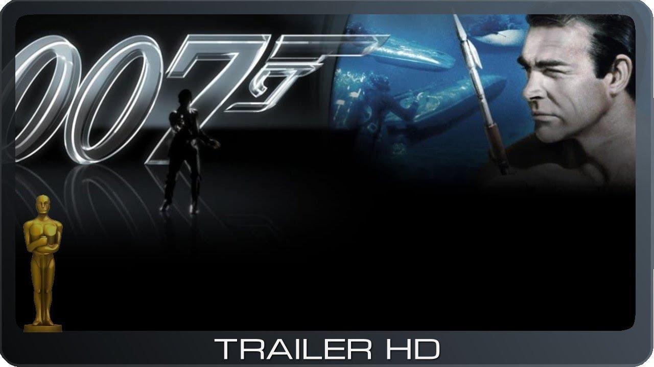 James Bond 007 - Feuerball ≣ 1965 ≣ Trailer