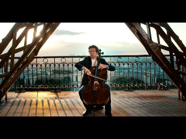 HYMNE À L'AMOUR - Édith Piaf/Marguerite Monnot - Paris Tour Eiffel - Gautier Capuçon - YouTube
