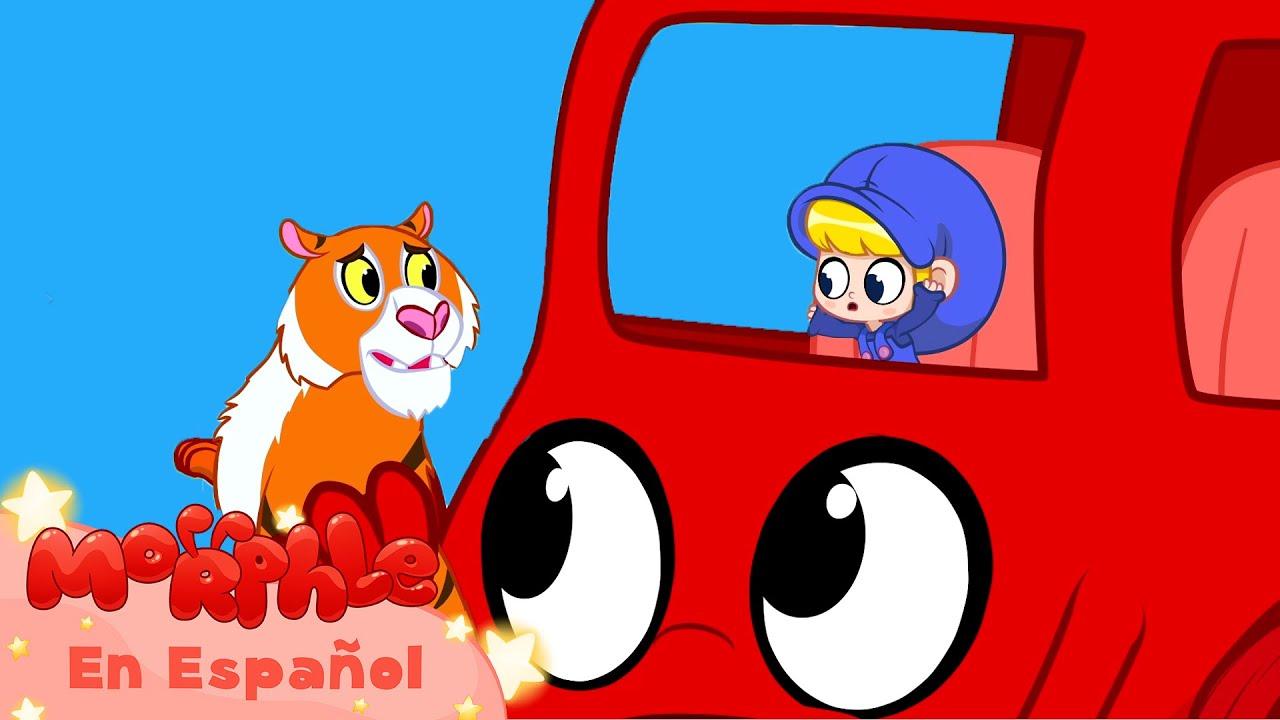 Morphle en Español   Morphle con casa de animales   Caricaturas para Niños   Caricaturas