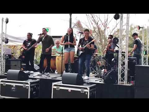 Lati2 Negra Tomasa Latin Festival Mount Dora Fl