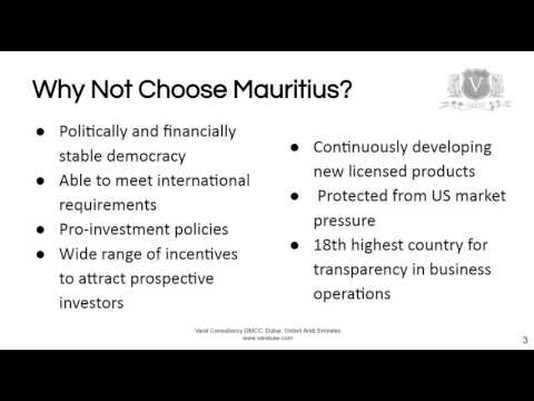 Offshore Companies Mauritius | Why Not Choose The Best?