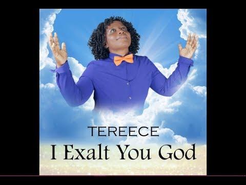 I Exalt You God