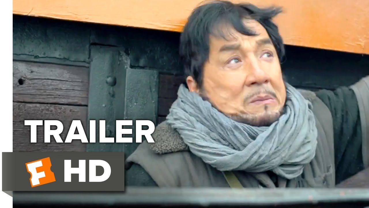 Download Railroad Tigers Official Teaser Trailer 1 (2016) - Jackie Chan Movie