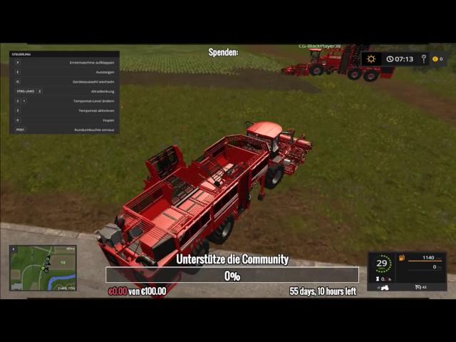 Livestream #3 - Landwirtschafts-Simulator 2017