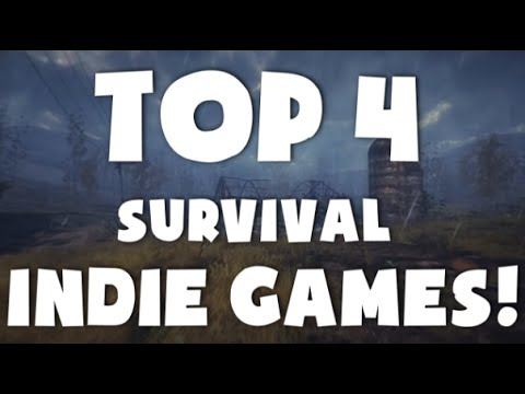 4 Indie Survival Games That I am Stoked About.