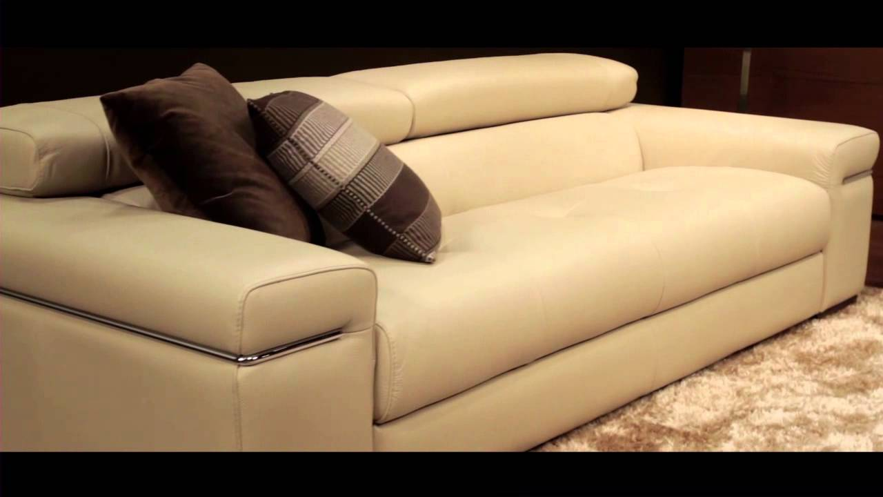 Avana Sofa From Natuzzi Italia   YouTube