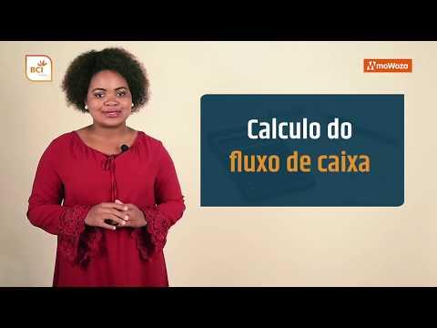 Cálculo do fluxo de caixa