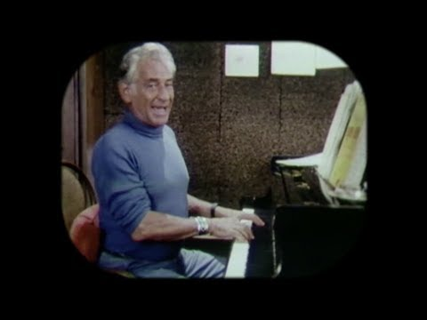 Late Night with Leonard Bernstein