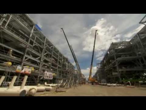 Technology: Moving LNG Modules