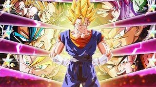 I CAN FINALLY TASTE THE RAINBOW?! FULL 100% LR Potara Team | Dragon Ball Z Dokkan Battle