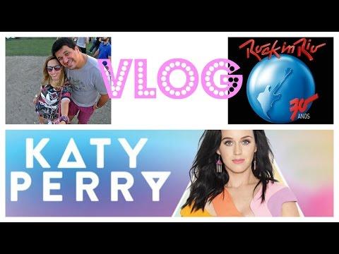 Diário da Pingo 12: Rock In Rio, Katy Perry, Vlog