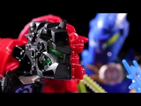 Hero Factory Ride Along by Jason Ragosta