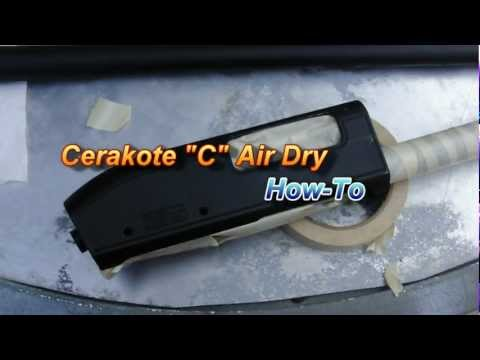 Cerakote How-To