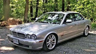 I Bought The Cheapest Supercharged Jaguar XJR V8 by Drivin' Ivan