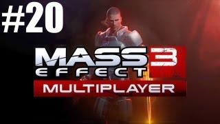 Mass Effect 3 - Multiplayer Gameplay [HD] - Part 20 (Final)
